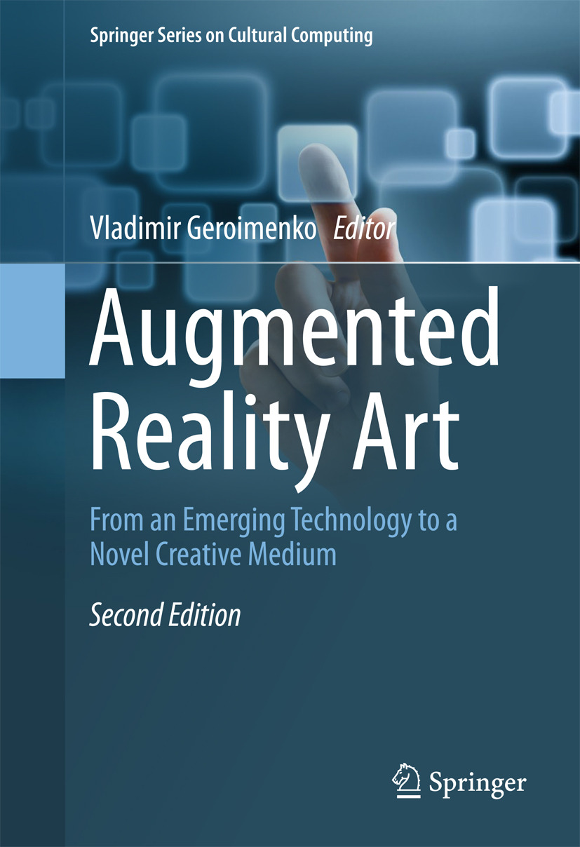 Geroimenko, Vladimir - Augmented Reality Art, ebook