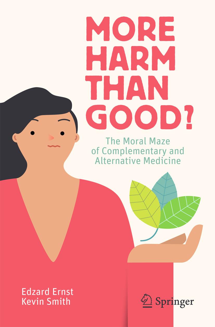 Ernst, Edzard - More Harm than Good?, ebook
