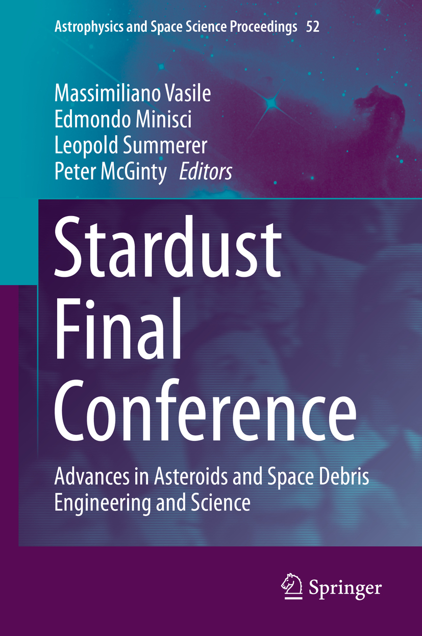 McGinty, Peter - Stardust Final Conference, ebook