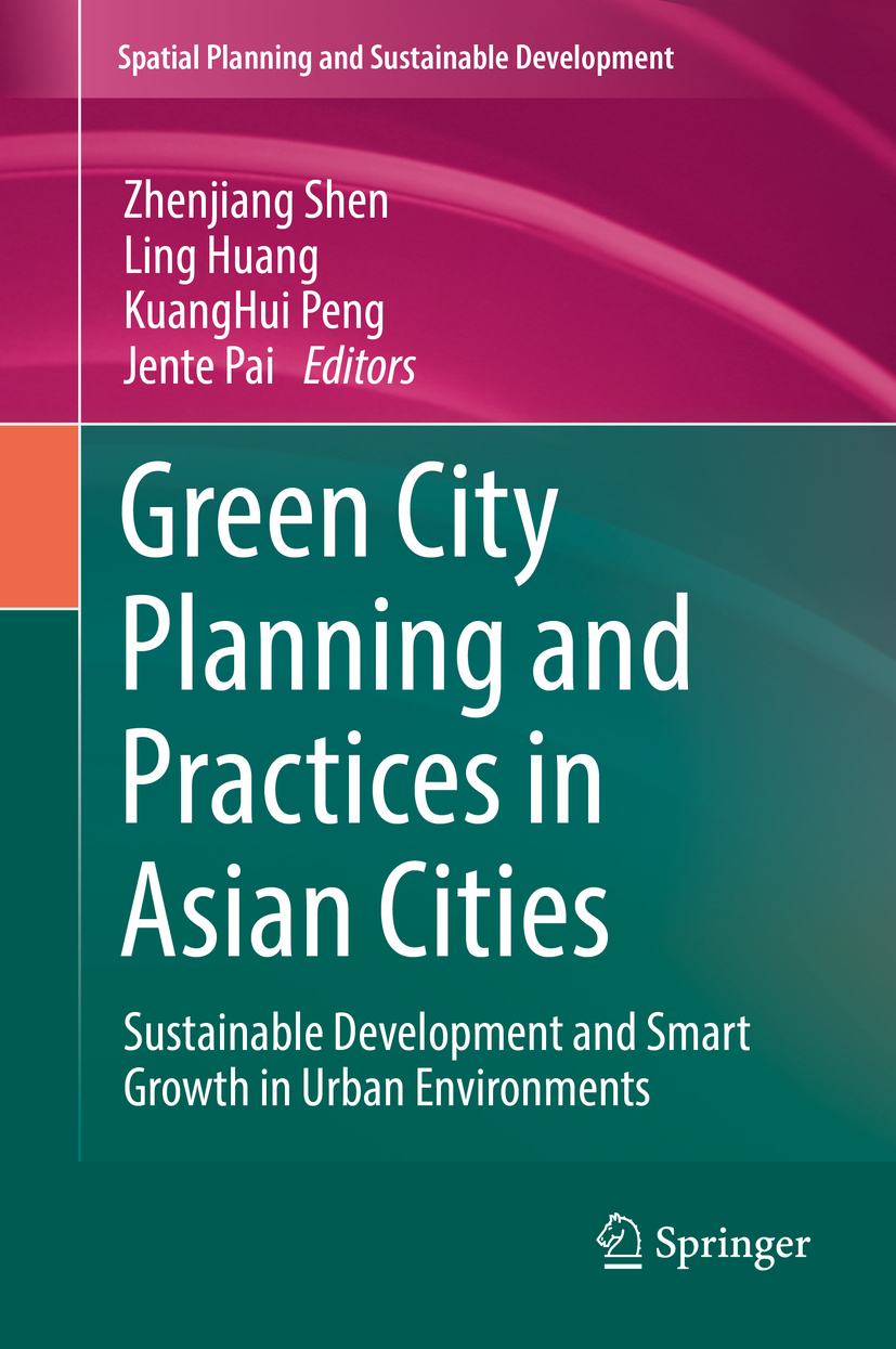Huang, Ling - Green City Planning and Practices in Asian Cities, ebook
