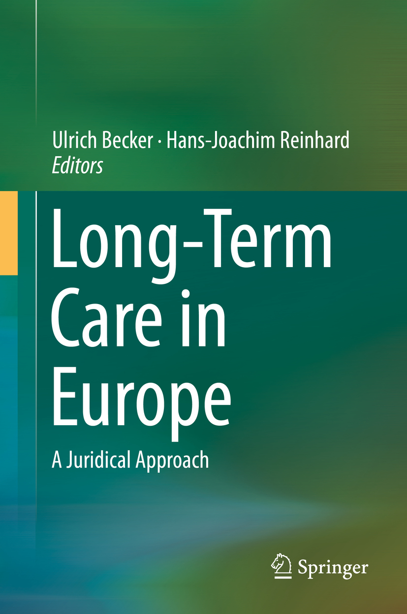Becker, Ulrich - Long-Term Care in Europe, ebook