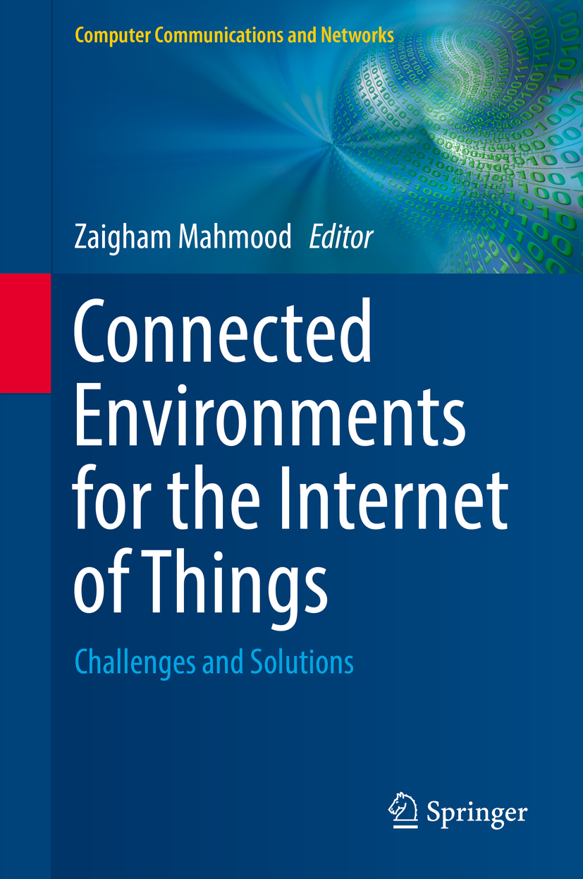 Mahmood, Zaigham - Connected Environments for the Internet of Things, e-kirja