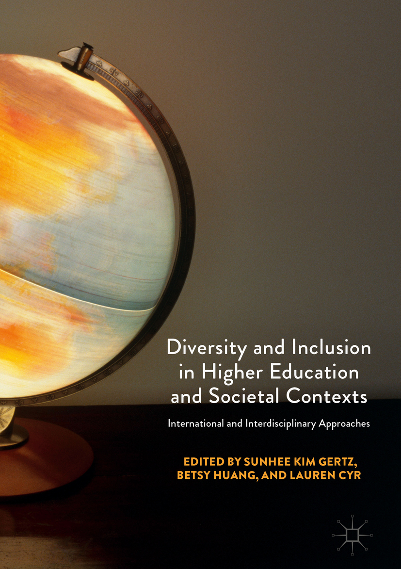 Cyr, Lauren - Diversity and Inclusion in Higher Education and Societal Contexts, ebook