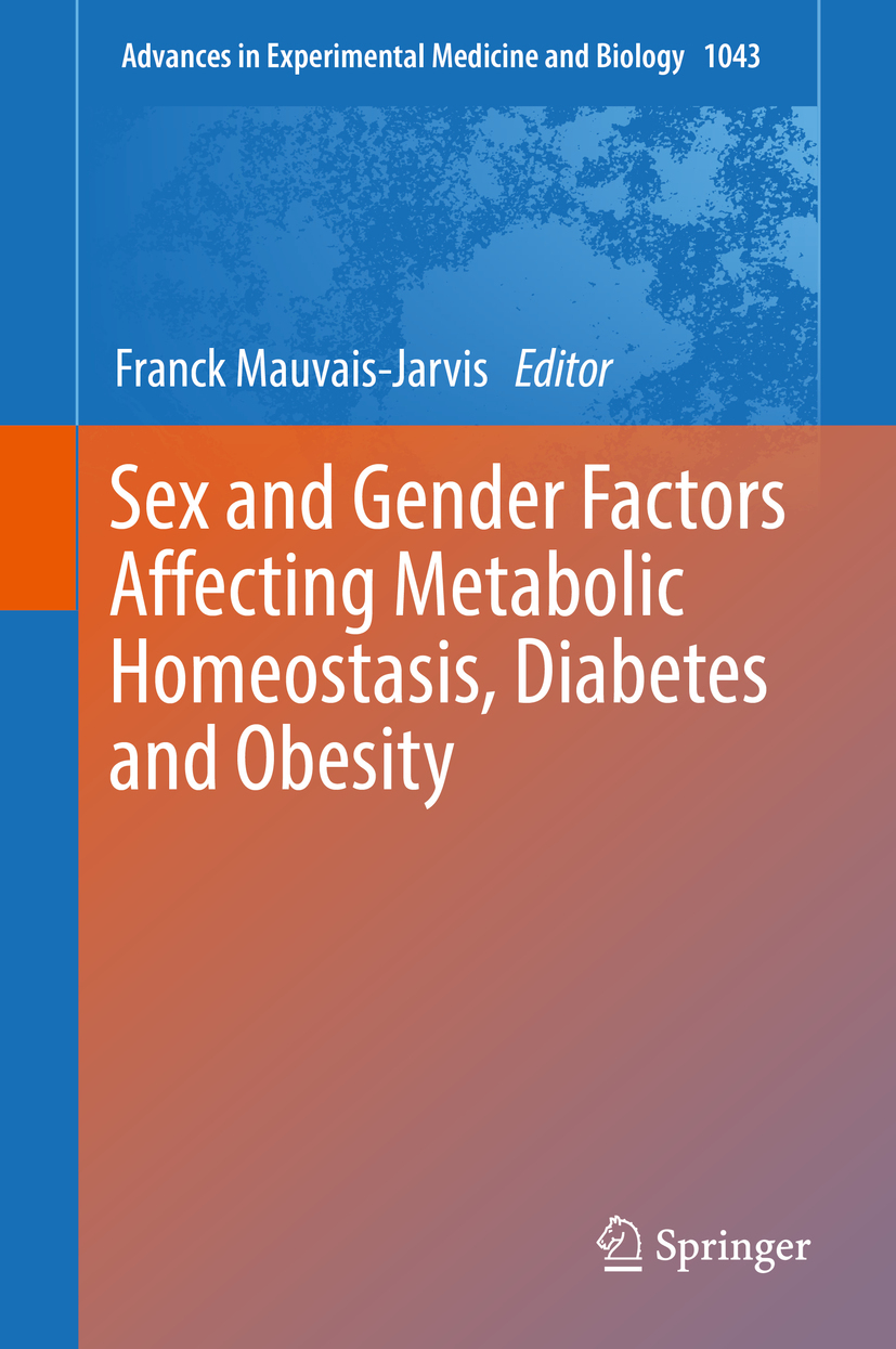 Mauvais-Jarvis, Franck - Sex and Gender Factors Affecting Metabolic Homeostasis, Diabetes and Obesity, ebook