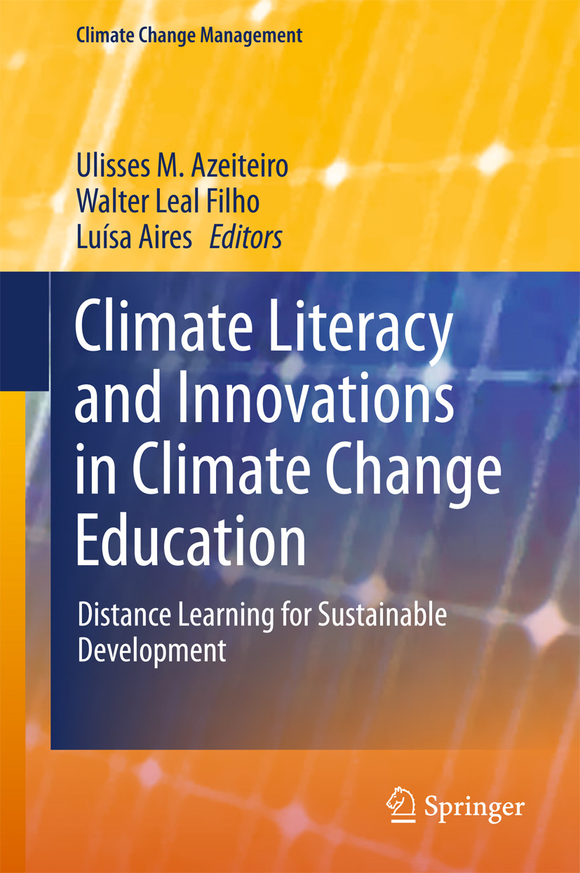 Aires, Luísa - Climate Literacy and Innovations in Climate Change Education, e-bok