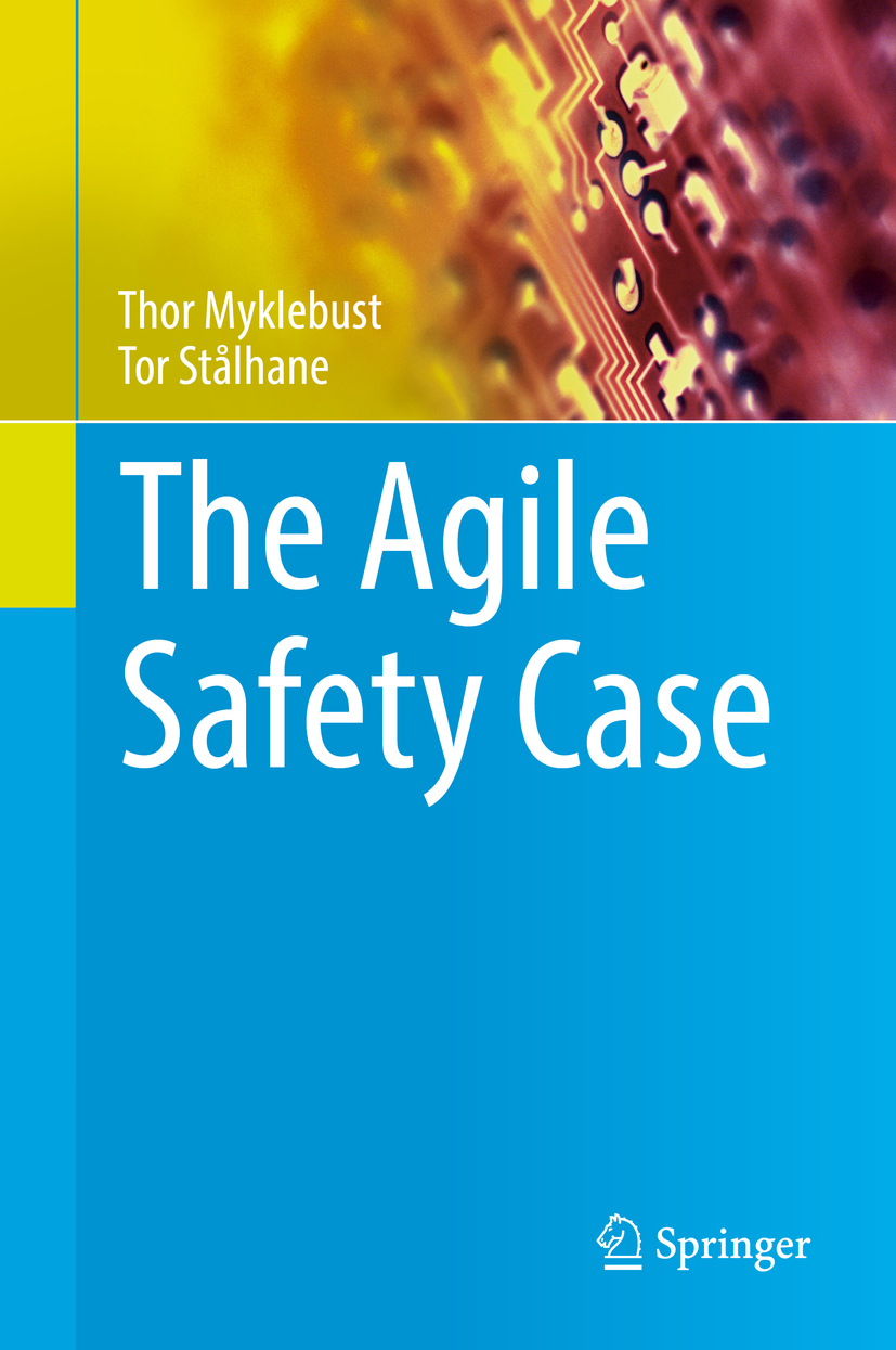 Myklebust, Thor - The Agile Safety Case, ebook
