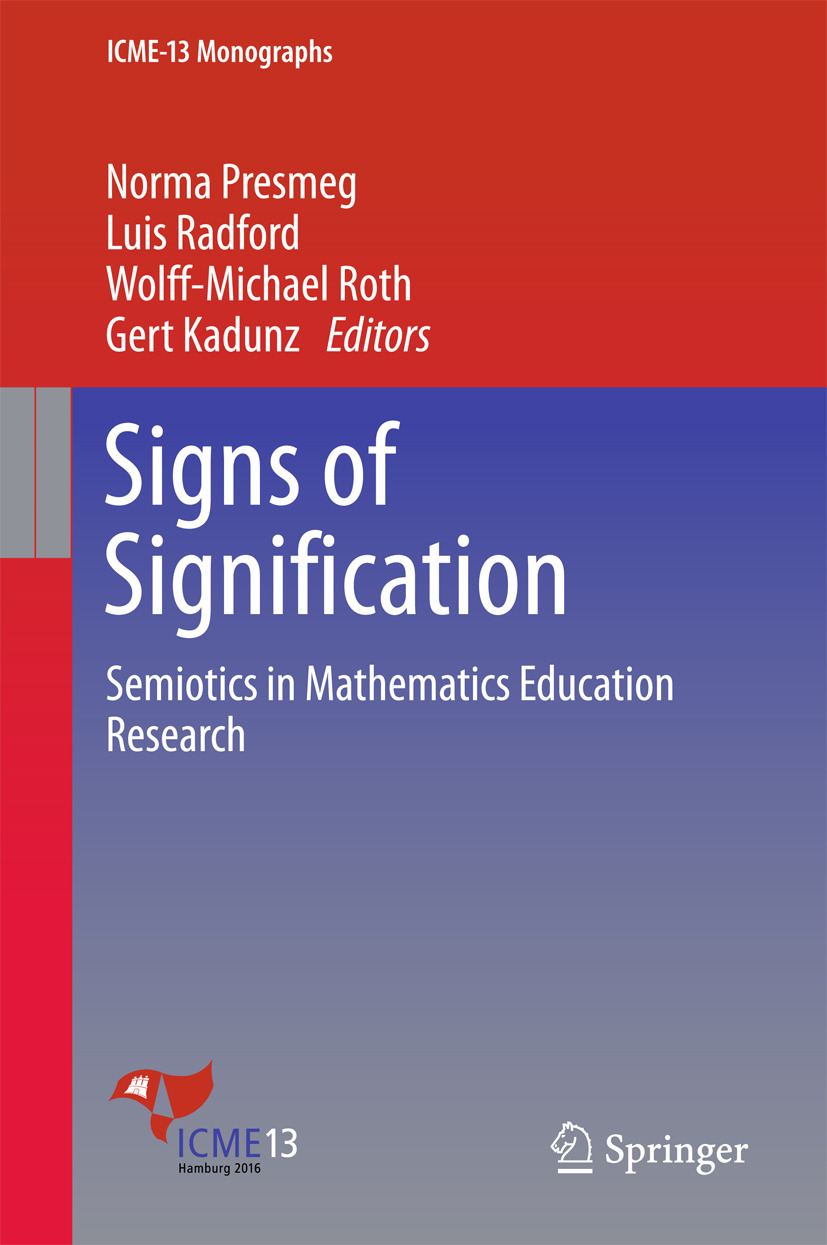 Kadunz, Gert - Signs of Signification, ebook