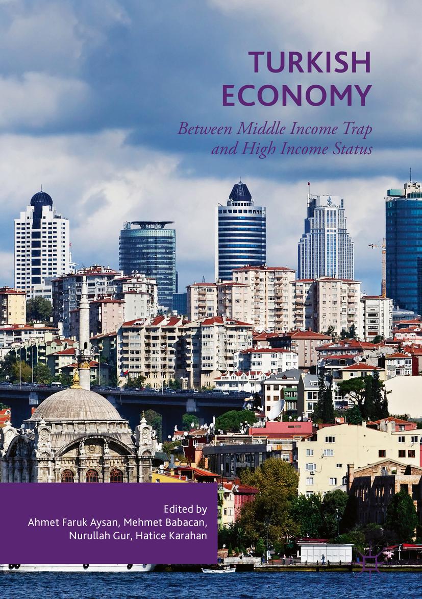 Aysan, Ahmet Faruk - Turkish Economy, ebook