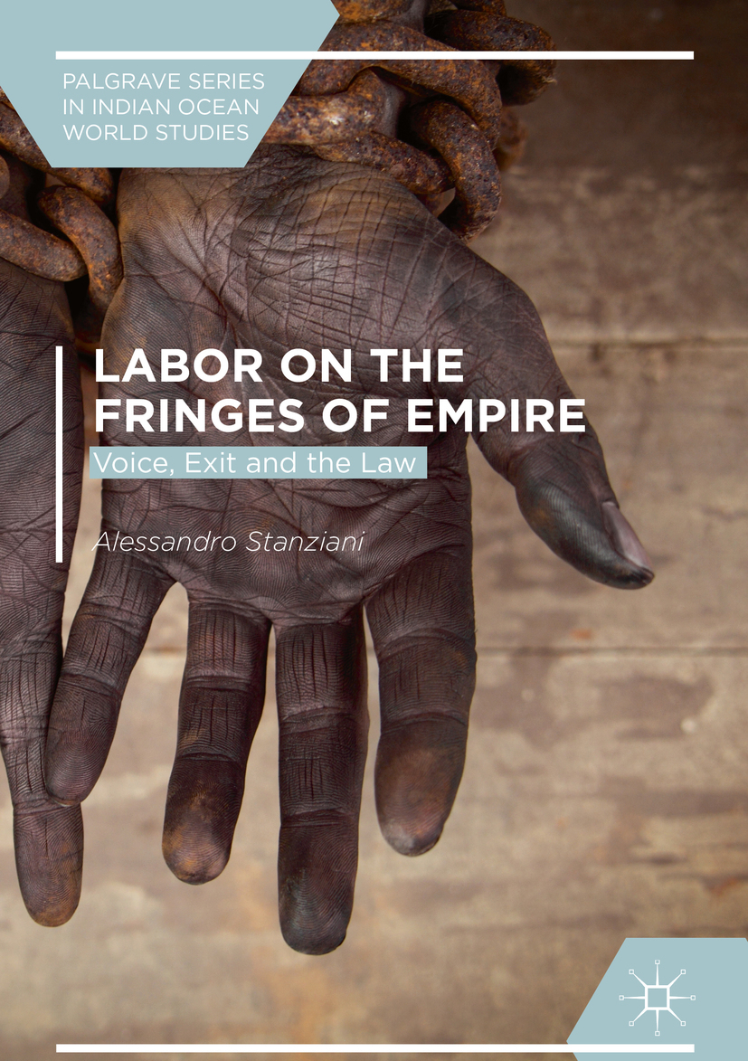 Stanziani, Alessandro - Labor on the Fringes of Empire, ebook