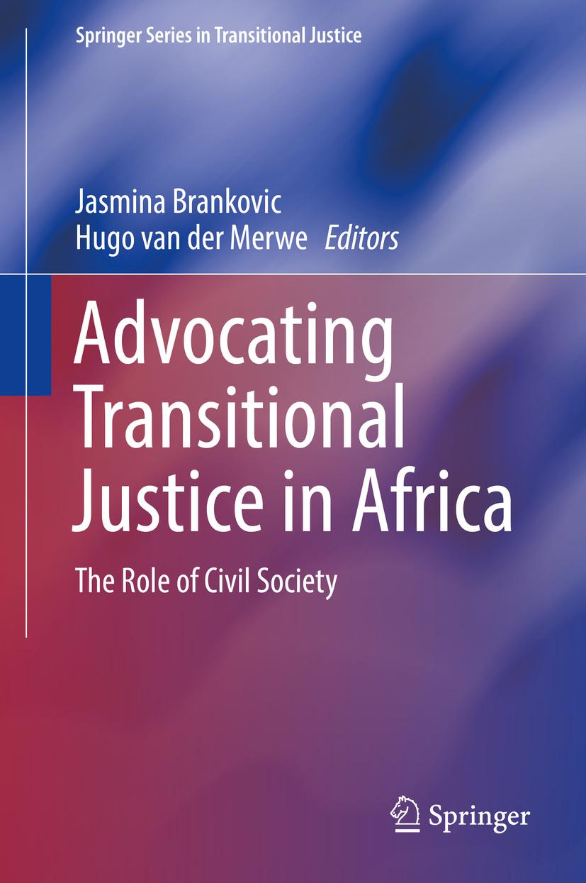 Brankovic, Jasmina - Advocating Transitional Justice in Africa, ebook