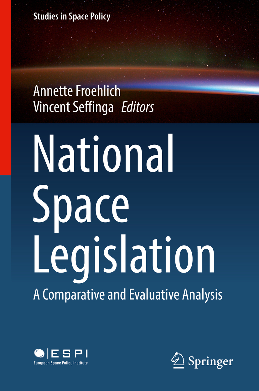 Froehlich, Annette - National Space Legislation, ebook