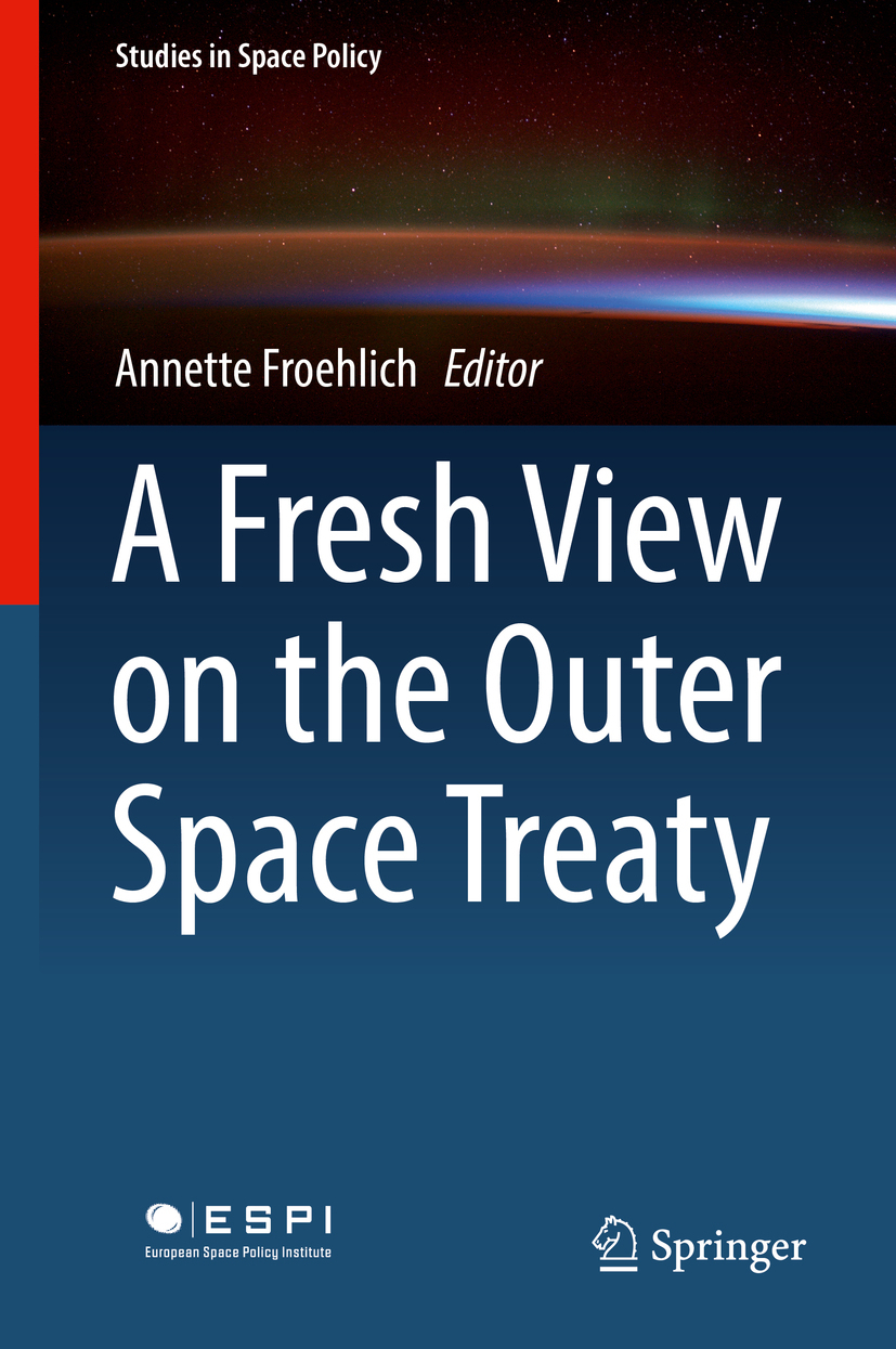 Froehlich, Annette - A Fresh View on the Outer Space Treaty, ebook