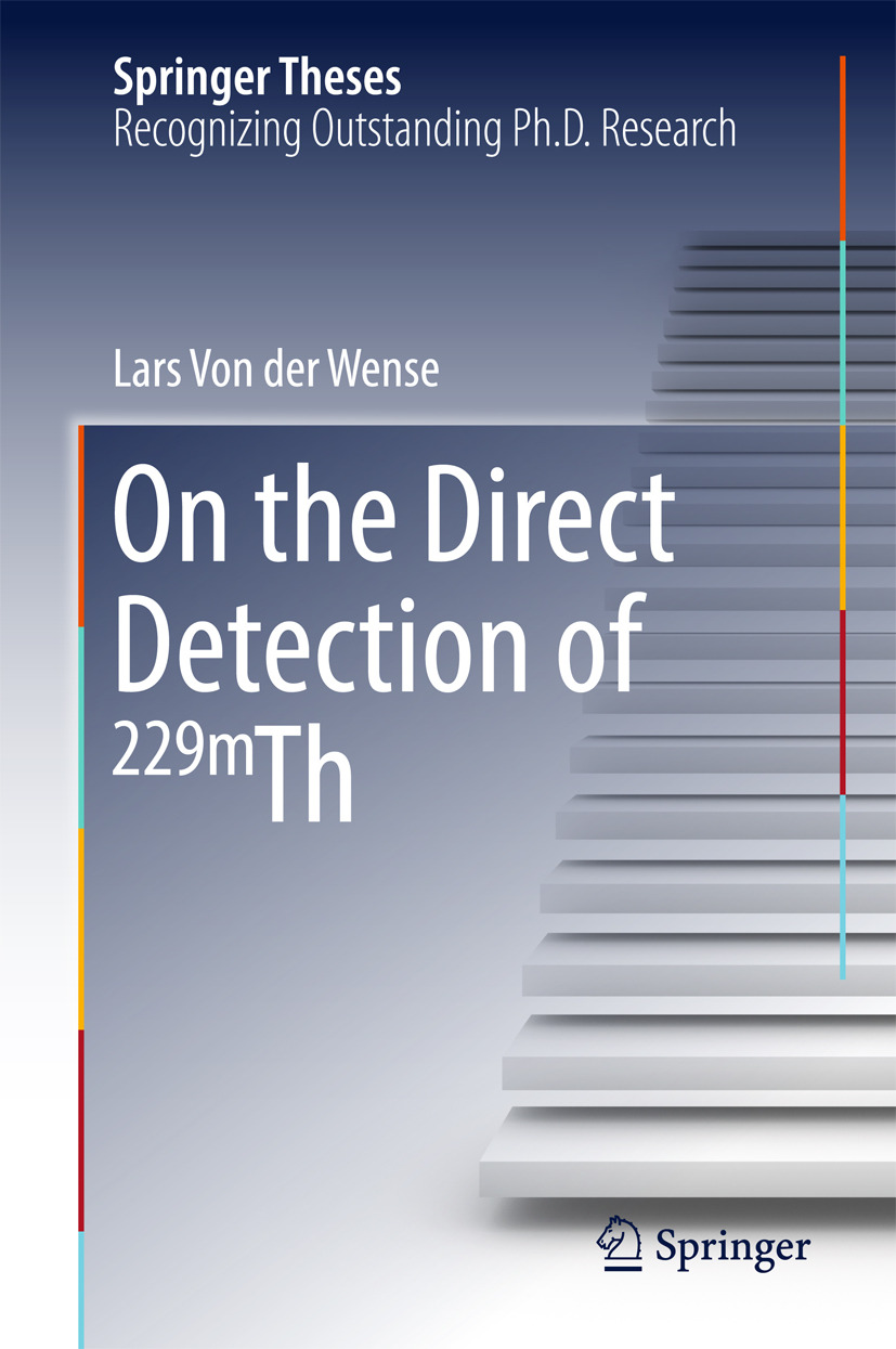 Wense, Lars Von der - On the Direct Detection of 229m Th, ebook