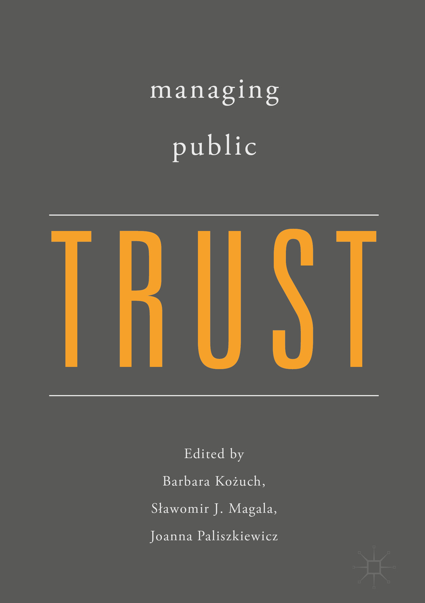 public trust As part of our 2018 policy themes, we are exploring the issues of trust public trust in authority is at a low ebb the banking crash of 2008, the mps' expenses scandal and a period of extended austerity in public services have all contributed to a loss of faith in institutions, public and private.