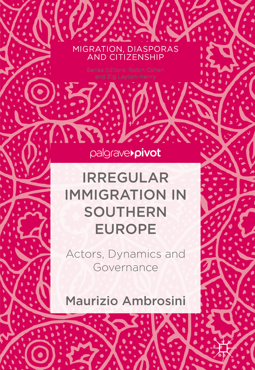 Ambrosini, Maurizio - Irregular Immigration in Southern Europe, ebook