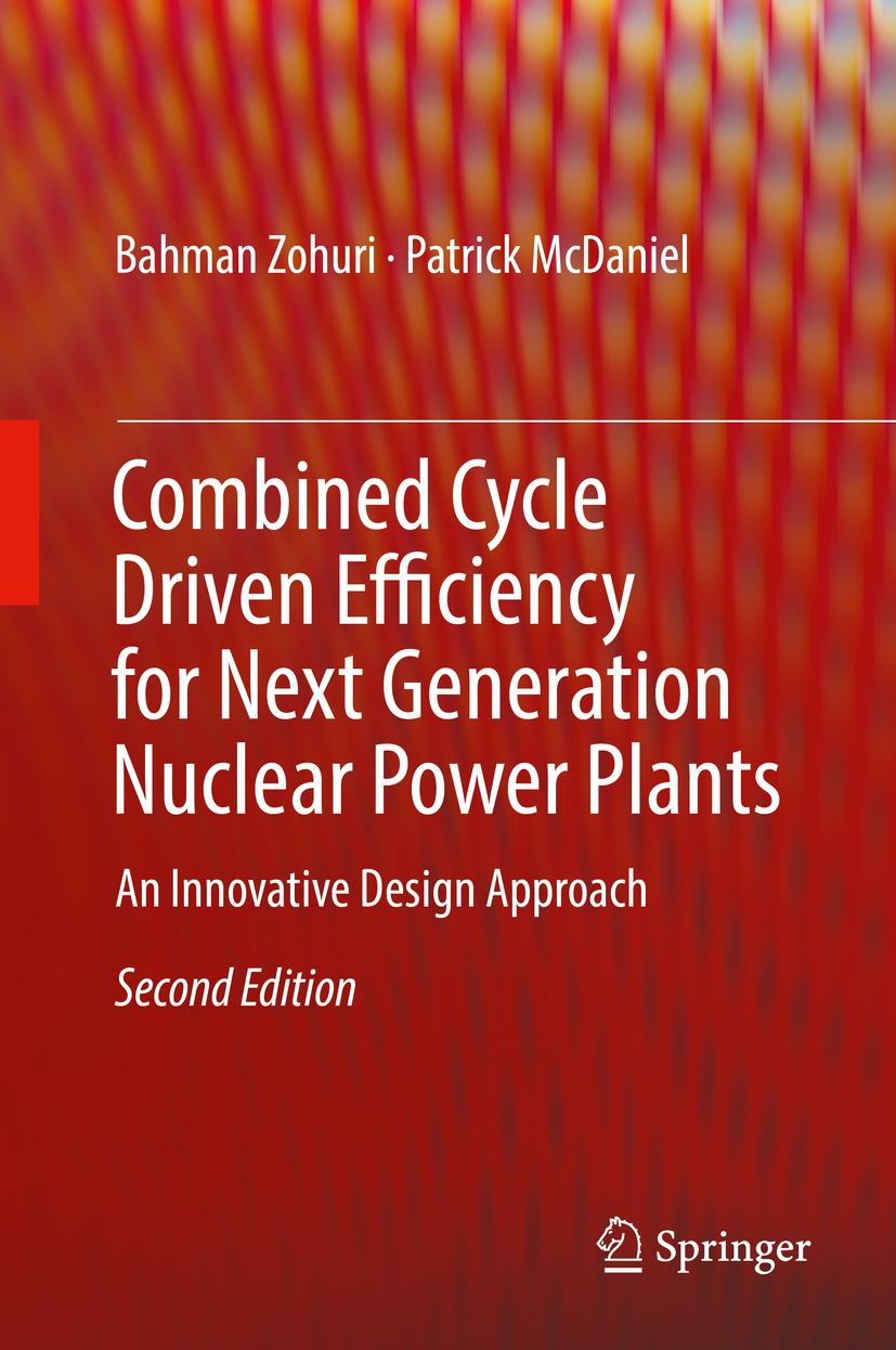 McDaniel, Patrick - Combined Cycle Driven Efficiency for Next Generation Nuclear Power Plants, ebook