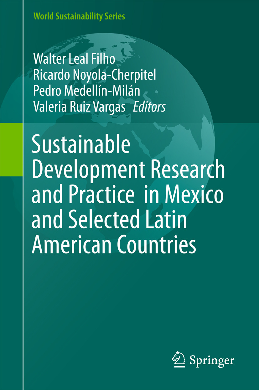 Filho, Walter Leal - Sustainable Development Research and Practice  in Mexico and Selected Latin American Countries, ebook