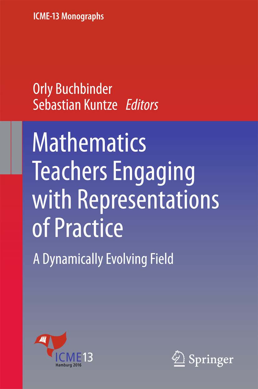 Buchbinder, Orly - Mathematics Teachers Engaging with Representations of Practice, ebook