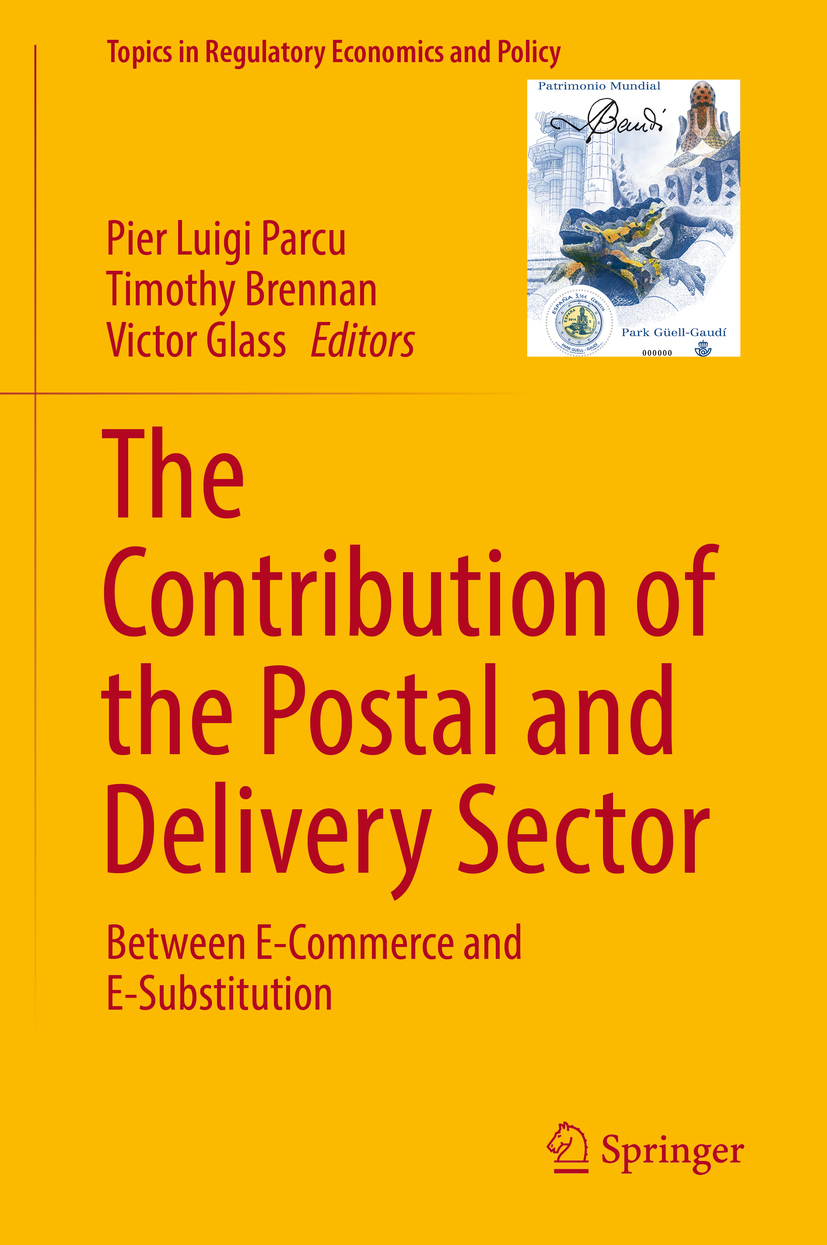 Brennan, Timothy - The Contribution of the Postal and Delivery Sector, ebook
