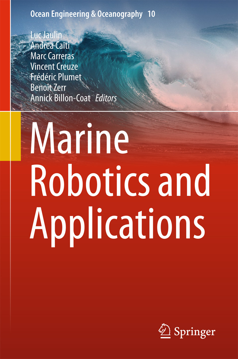 Billon-Coat, Annick - Marine Robotics and Applications, ebook
