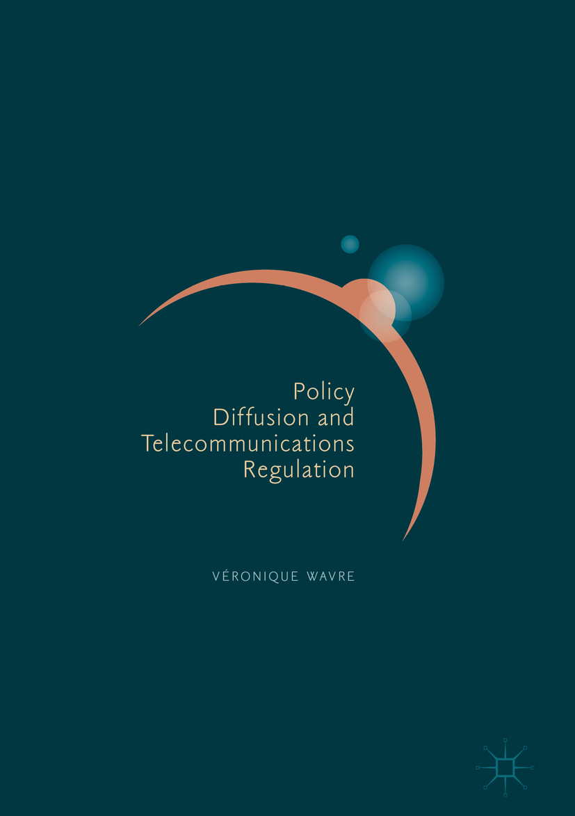 Wavre, Véronique - Policy Diffusion and Telecommunications Regulation, ebook