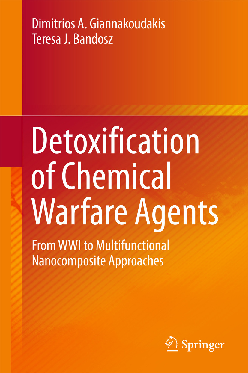 Bandosz, Teresa J. - Detoxification of Chemical Warfare Agents, ebook
