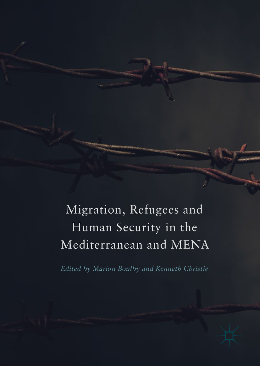 Boulby, Marion - Migration, Refugees and Human Security in the Mediterranean and MENA, ebook