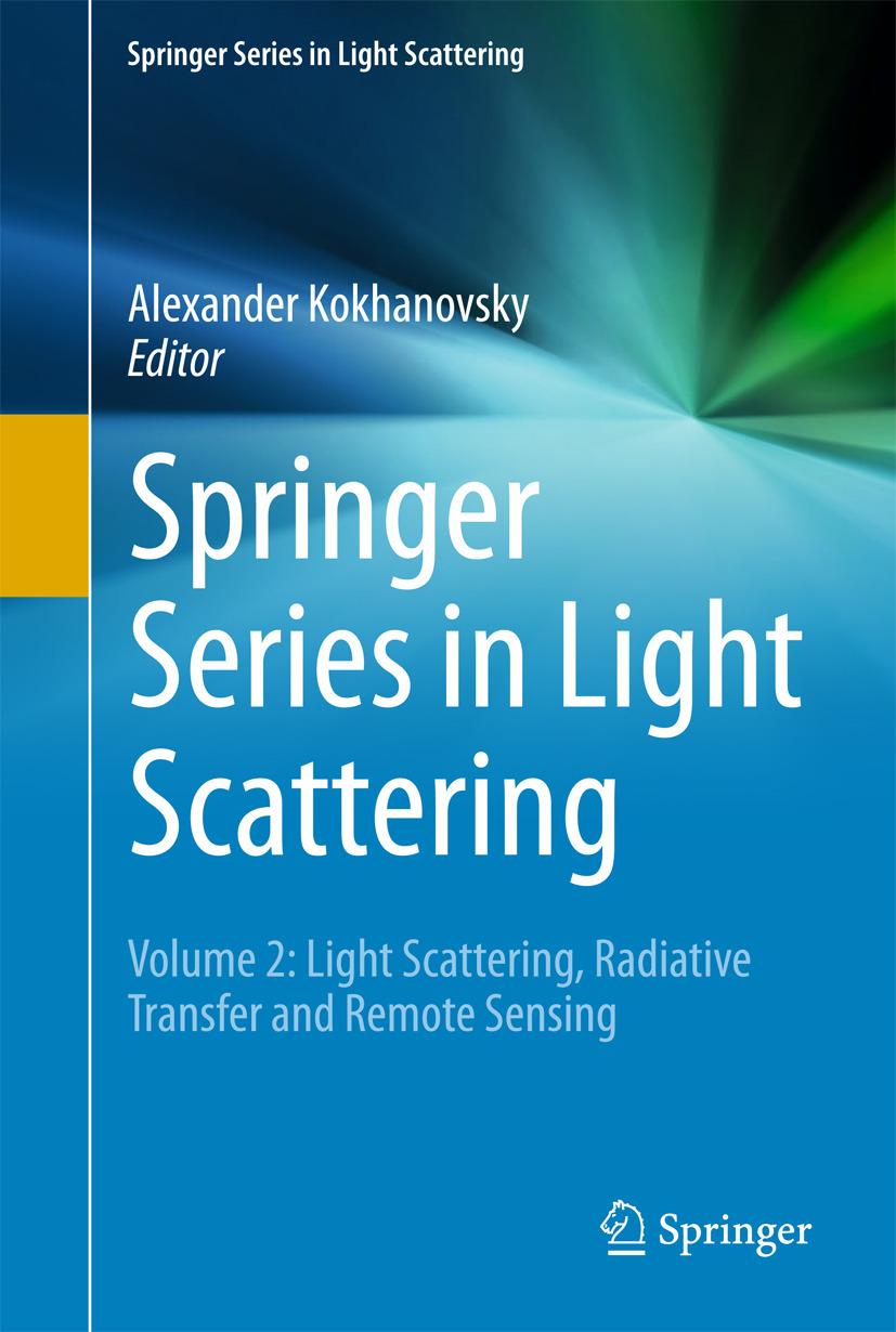 Kokhanovsky, Alexander - Springer Series in Light Scattering, ebook