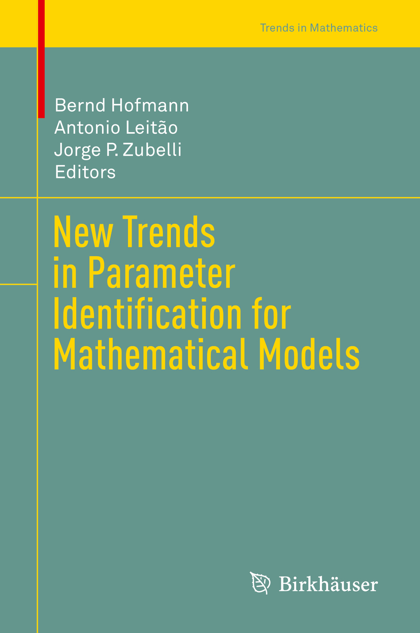 Hofmann, Bernd - New Trends in Parameter Identification for Mathematical Models, ebook