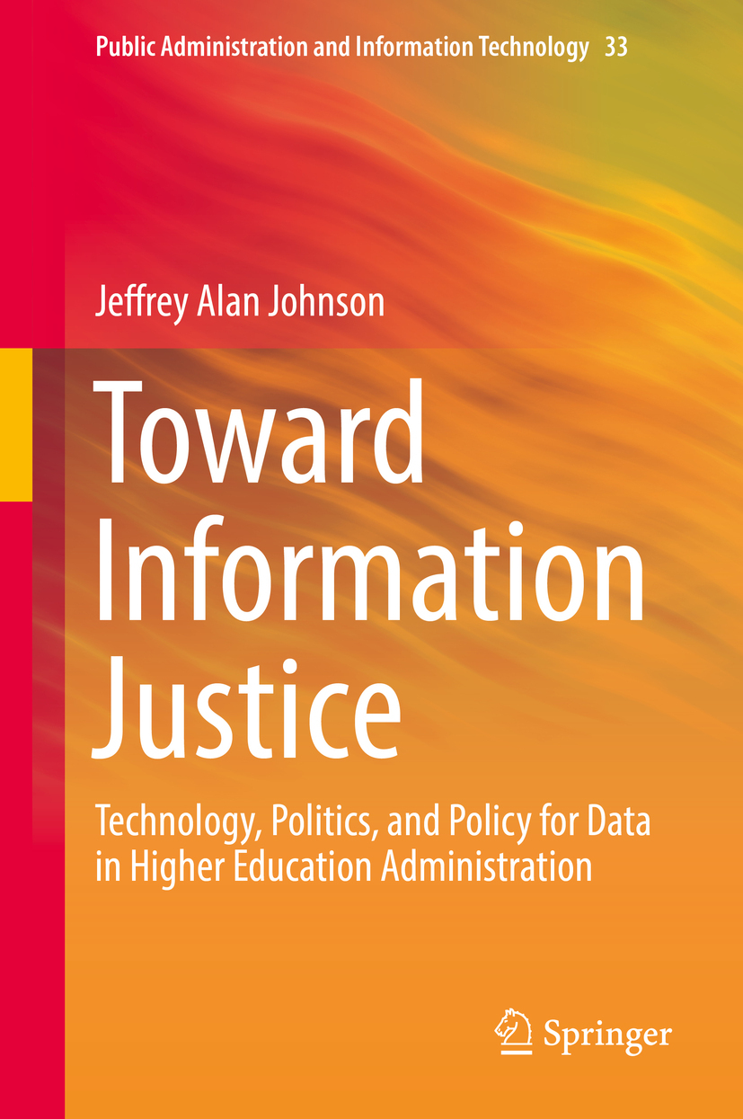 Johnson, Jeffrey Alan - Toward Information Justice, ebook