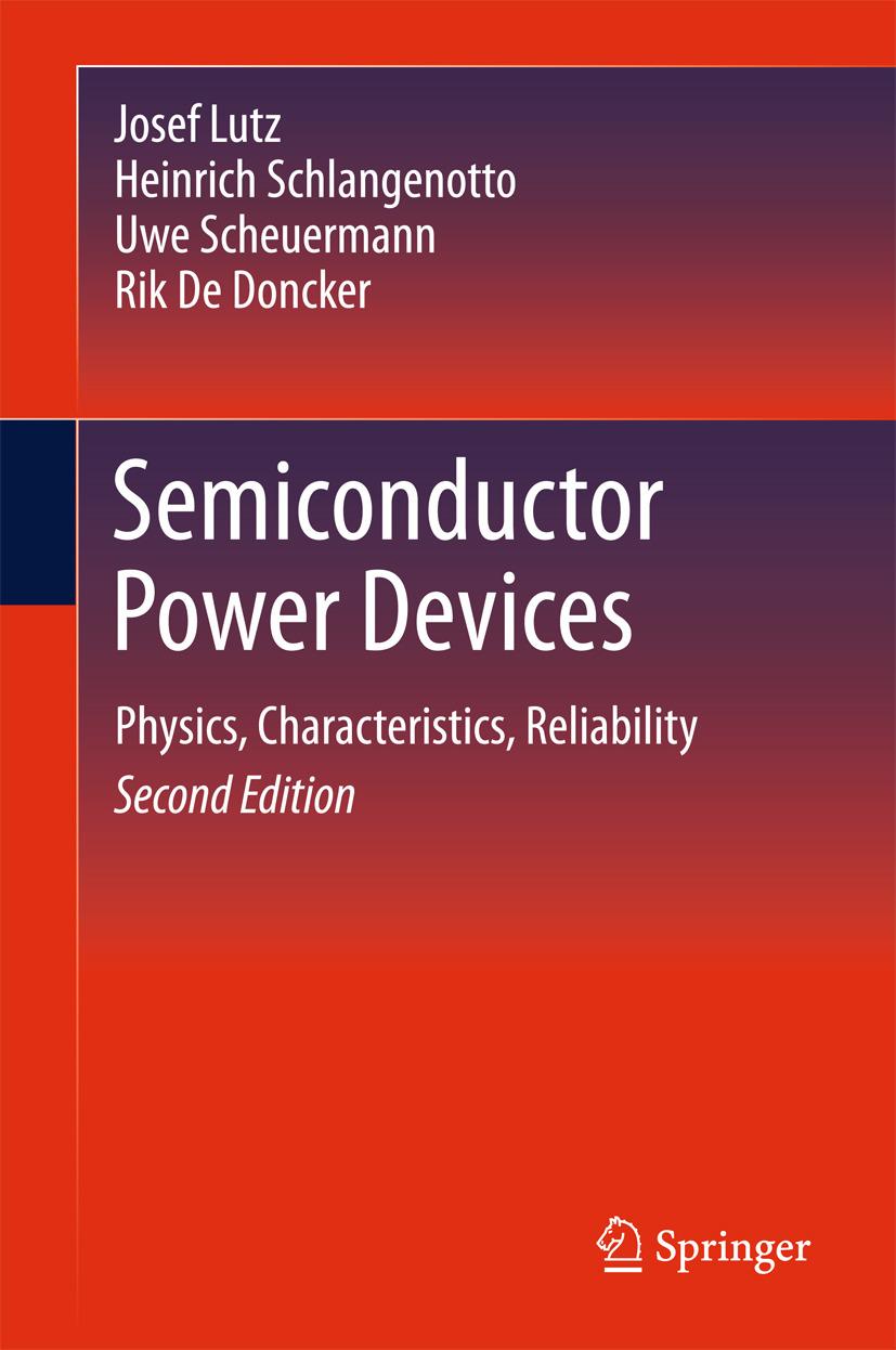 Doncker, Rik De - Semiconductor Power Devices, ebook