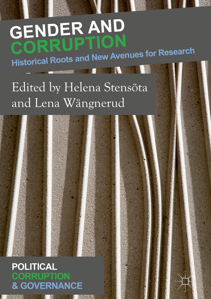 Stensöta, Helena - Gender and Corruption, ebook