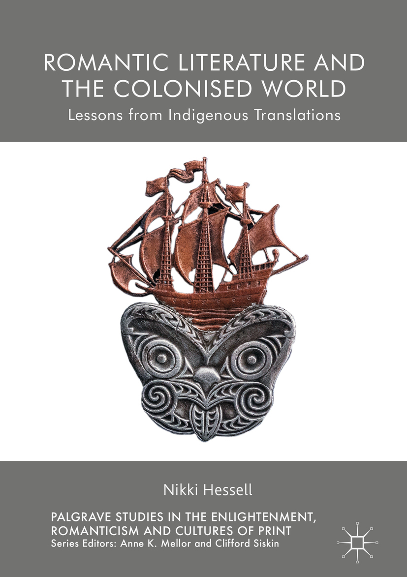 Hessell, Nikki - Romantic Literature and the Colonised World, ebook