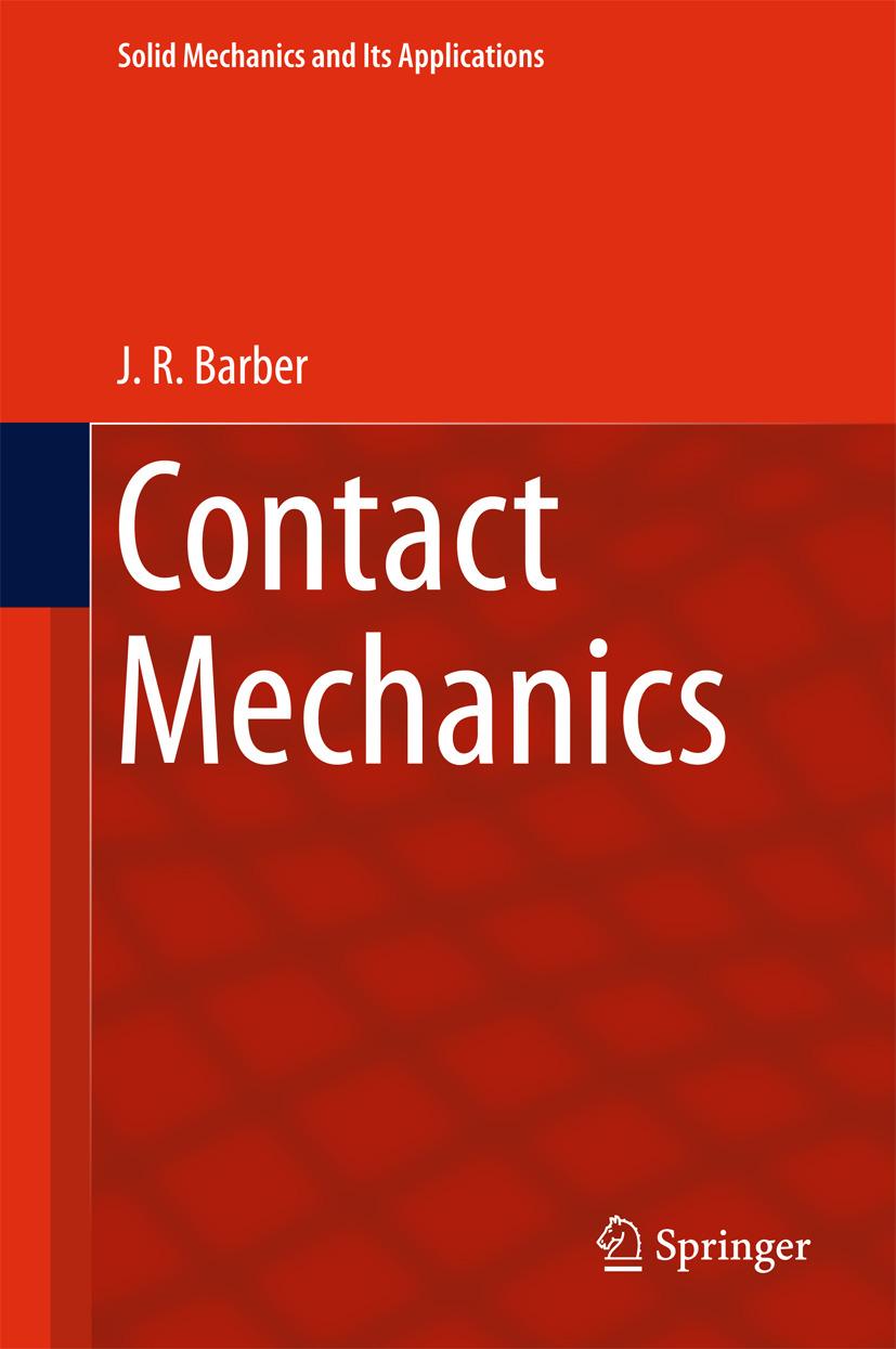 Barber, J.R. - Contact Mechanics, ebook