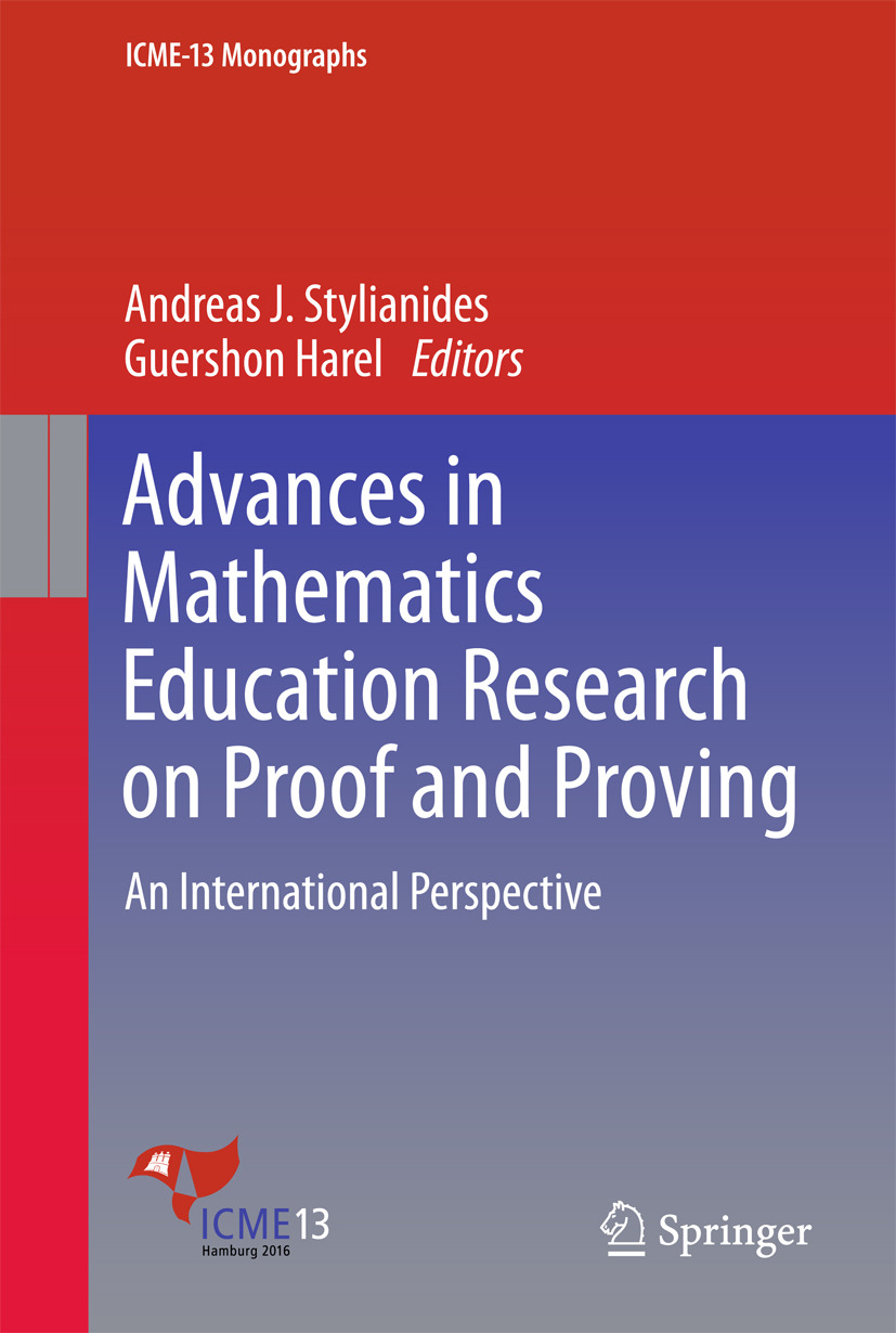 Harel, Guershon - Advances in Mathematics Education Research on Proof and Proving, e-kirja
