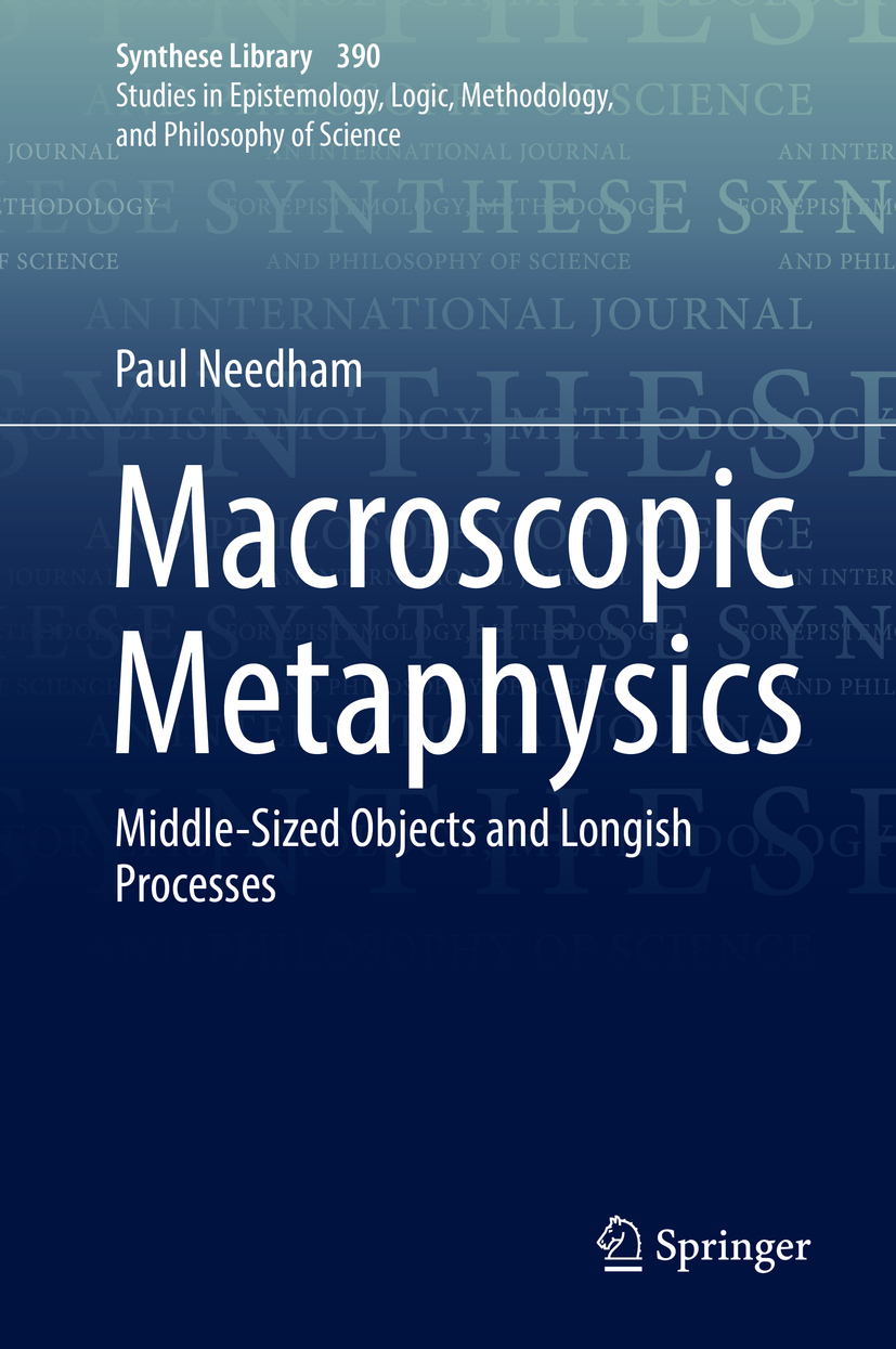 Needham, Paul - Macroscopic Metaphysics, ebook