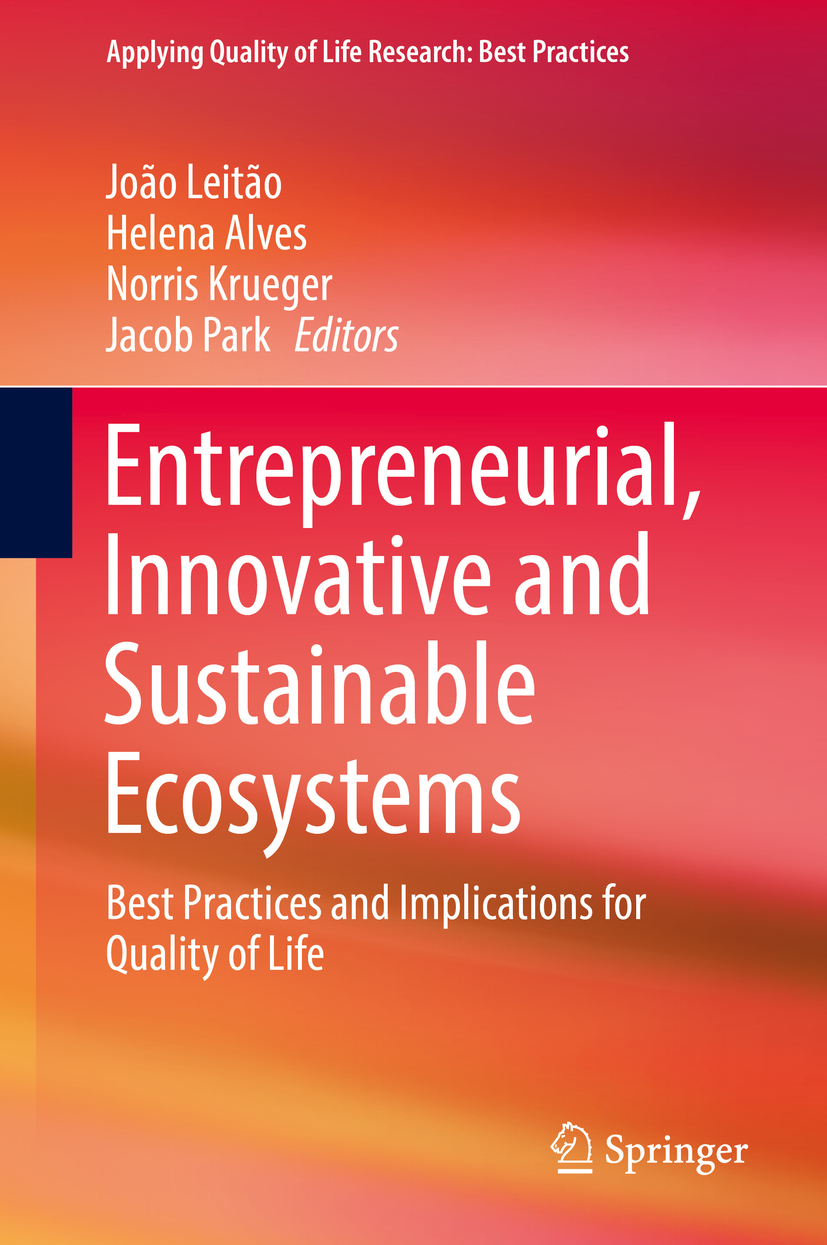 Alves, Helena - Entrepreneurial, Innovative and Sustainable Ecosystems, ebook