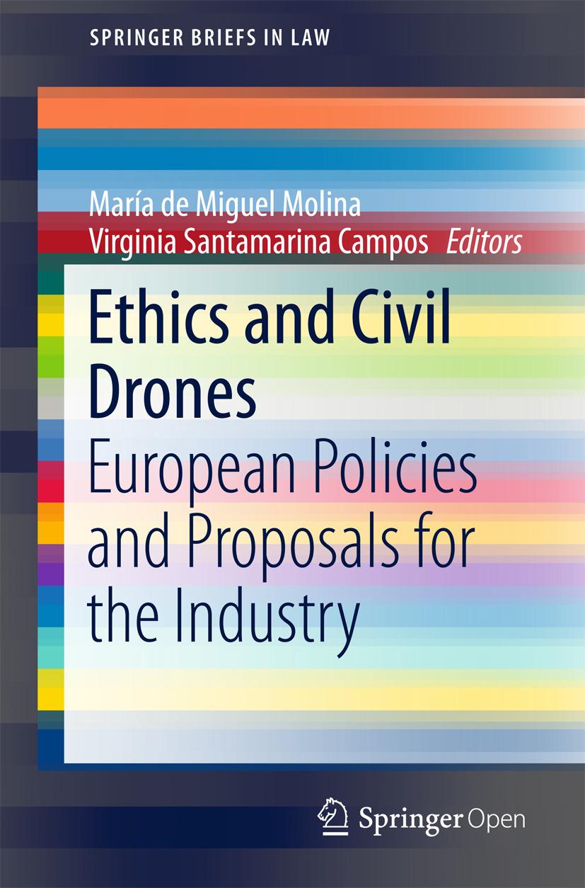Campos, Virginia Santamarina - Ethics and Civil Drones, ebook
