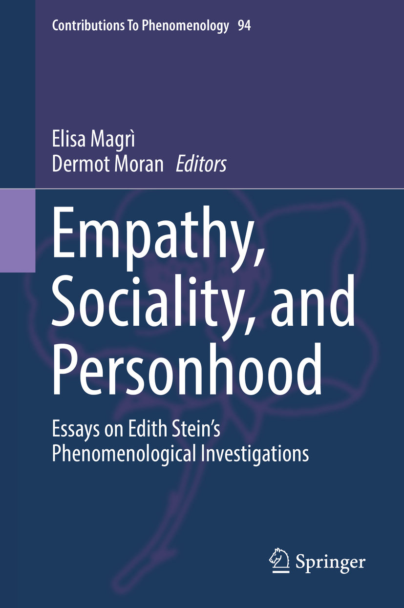 Magrì, Elisa - Empathy, Sociality, and Personhood, ebook