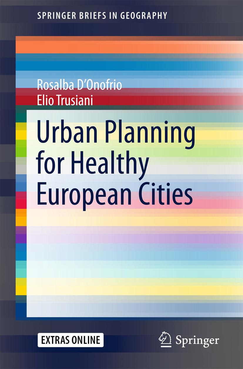 D'Onofrio, Rosalba - Urban Planning for Healthy European Cities, ebook