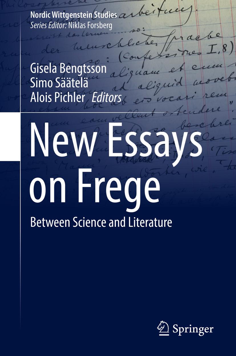 Bengtsson, Gisela - New Essays on Frege, ebook