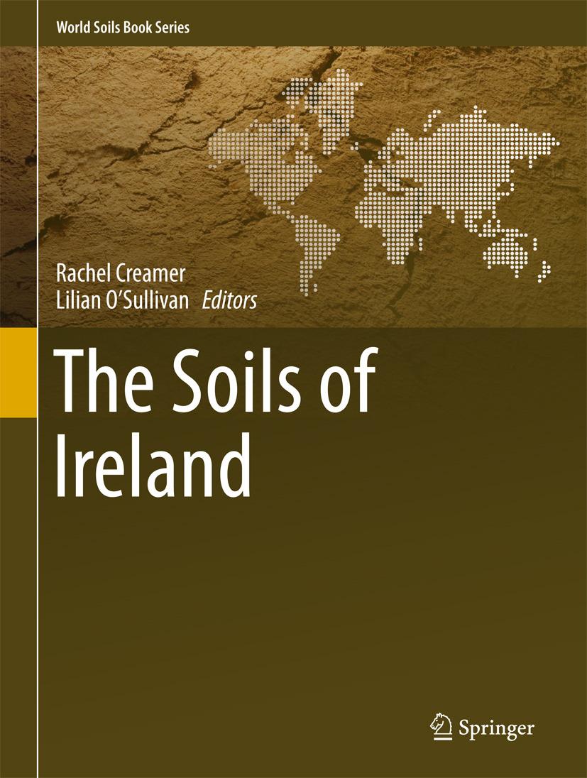 Creamer, Rachel - The Soils of Ireland, ebook