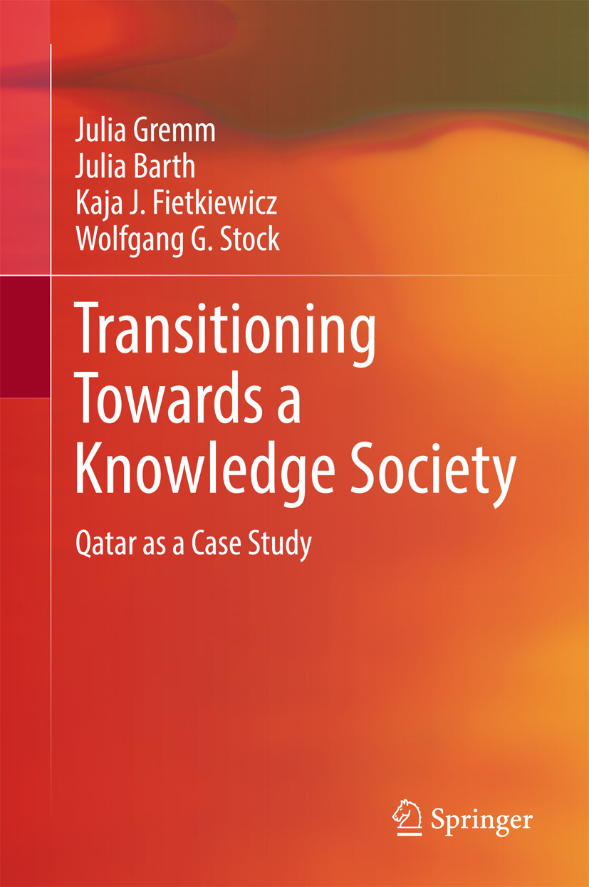 Barth, Julia - Transitioning Towards a Knowledge Society, ebook