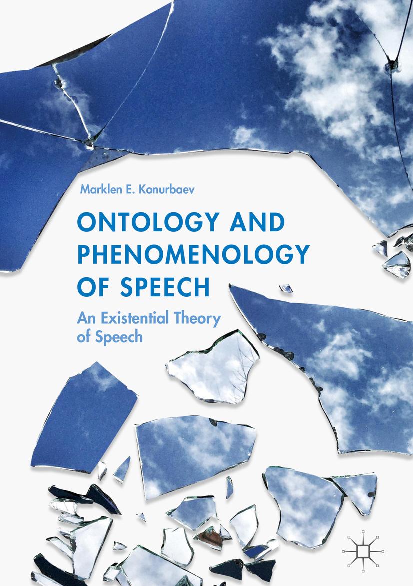 Konurbaev, Marklen E. - Ontology and Phenomenology of Speech, ebook