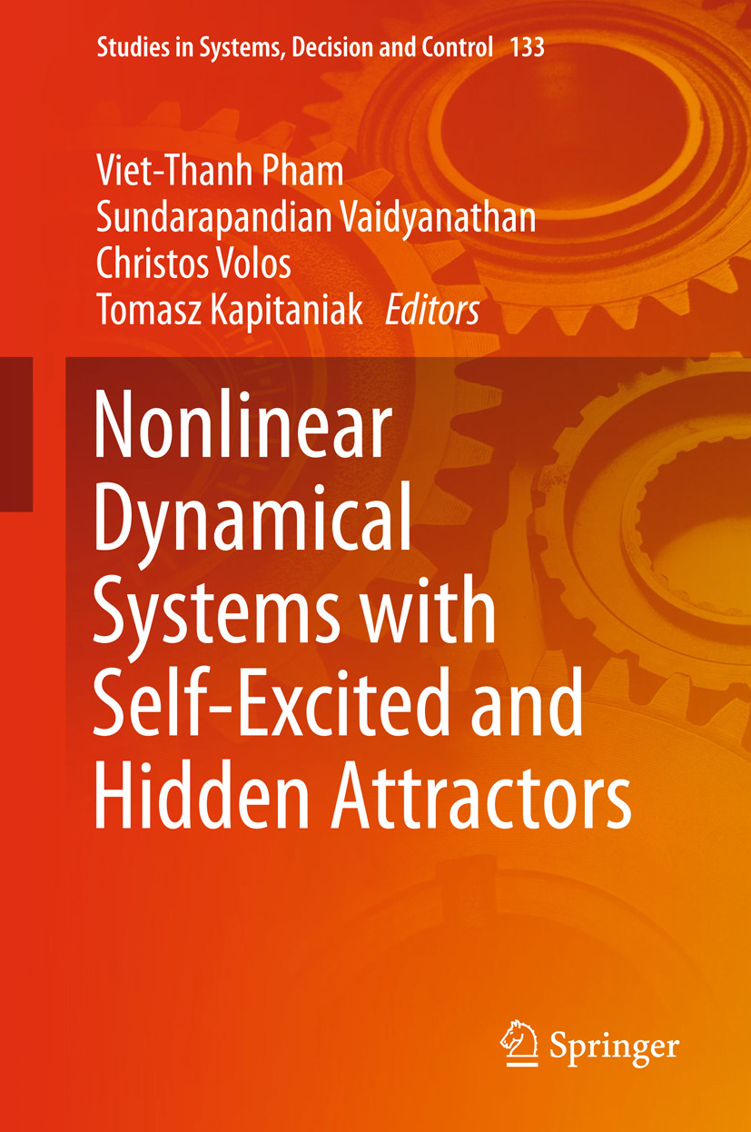 Kapitaniak, Tomasz - Nonlinear Dynamical Systems with Self-Excited and Hidden Attractors, ebook