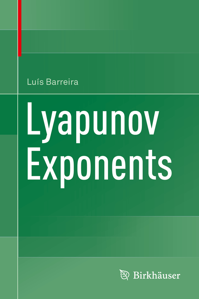 Barreira, Luís - Lyapunov Exponents, ebook