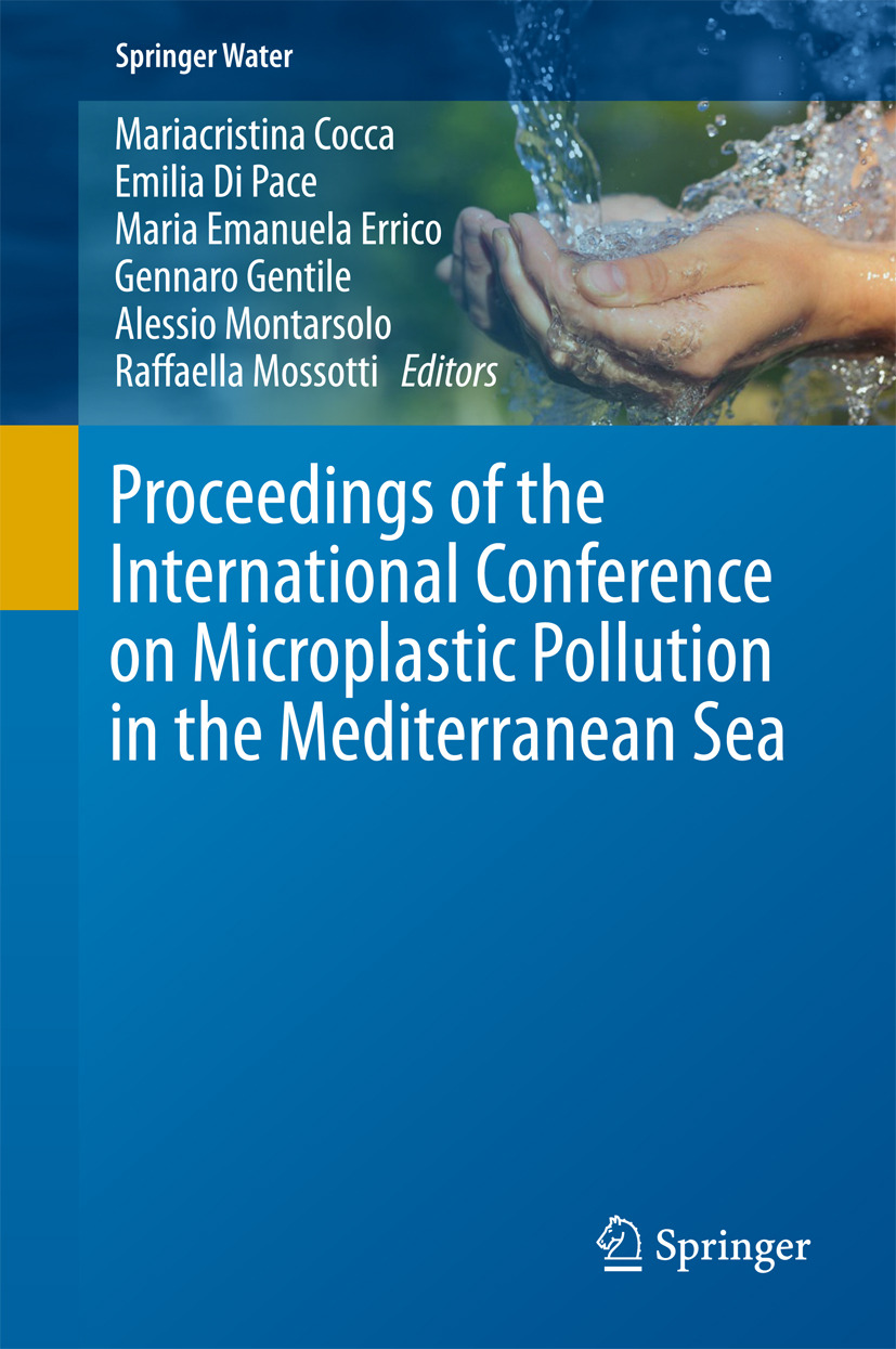 Cocca, Mariacristina - Proceedings of the International Conference on Microplastic Pollution in the Mediterranean Sea, ebook