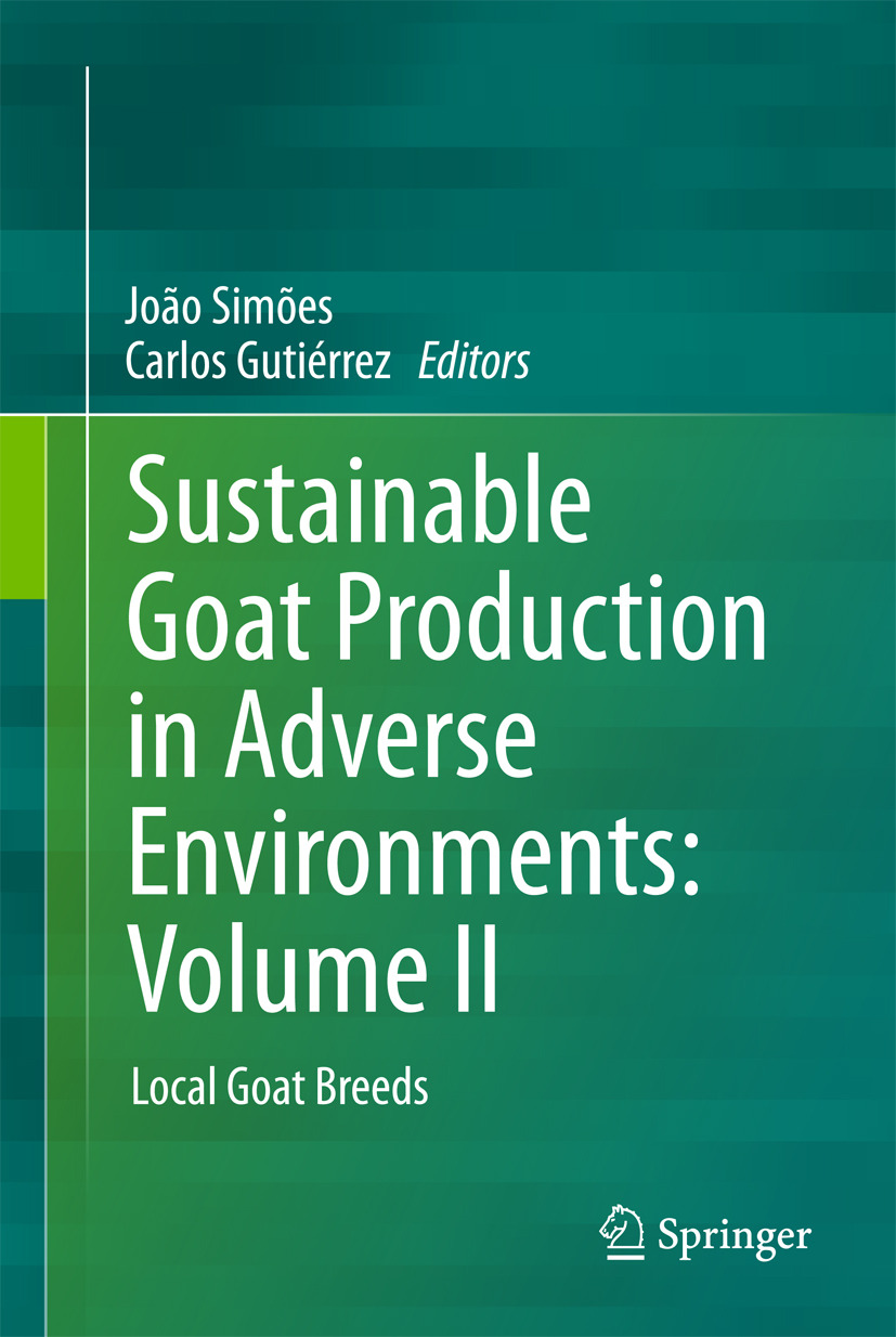 Gutiérrez, Carlos - Sustainable Goat Production in Adverse Environments: Volume II, e-bok
