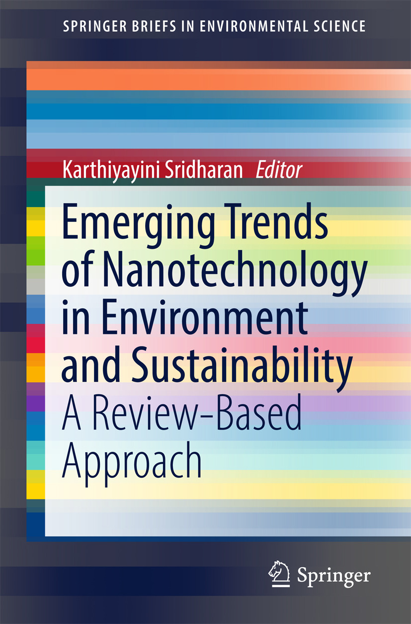 Sridharan, Karthiyayini - Emerging Trends of Nanotechnology in Environment and Sustainability, ebook