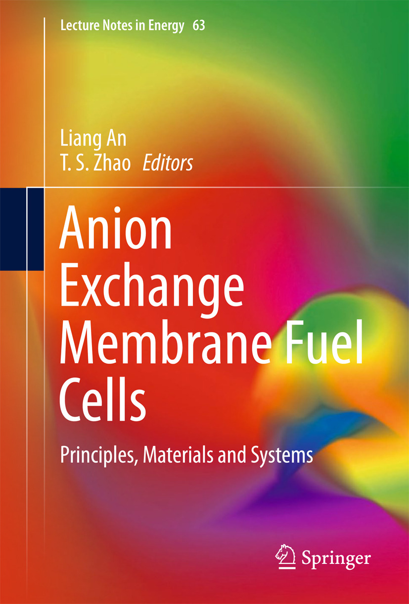 An, Liang - Anion Exchange Membrane Fuel Cells, ebook